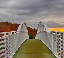 FORRES - FOOTPATH OVER A96 by JASPERIMAGE