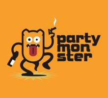 Party Monster + Font by hardwear