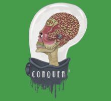 Conquer..In Color!!! by agliarept