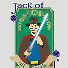 Jack of all Nerds by Inspired Human