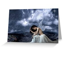Silent Reverie..... Greeting Card