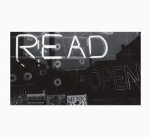 Read Read Read by mallikachandra