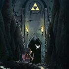 Legend of Zelda by Nicolas Rix