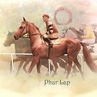 Phar Lap  ...... HeroTo A Nation by Trudi's Images