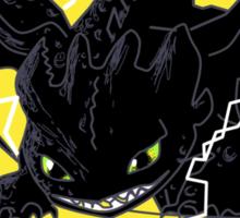I am the Night Sticker