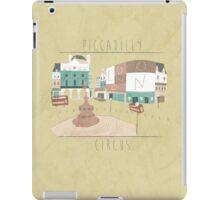 London - Piccadilly Circus iPad Case/Skin
