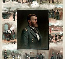 General Grant From West Point To Appomattox by warishellstore