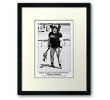 Jack Black - Got Muscles? Framed Print