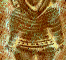 latin Sculpture Sticker