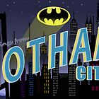 Greetings From Gotham by tryaboy