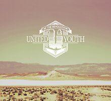 United Youth Landscape Phone Case by vhkolb