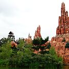 Thunder Mountain Railroad by Margybear