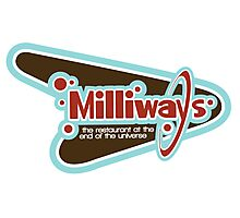 Milliways: the Restaurant at the End of the Universe Photographic Print