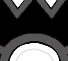 Team Magma Uniform Sticker
