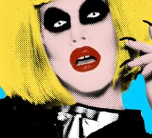 Sharon Needles Warhol Design Sticker