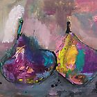 Pair of Pears by Joanie Springer