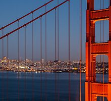 Golden Gate View by Chris Putnam