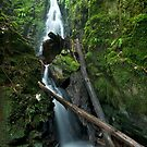 Green Chasm by ShaneBooth