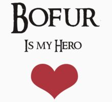 Bofur Is my Hero by Andesharnais