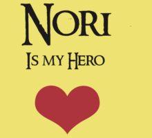 Nori is my Hero by Andesharnais