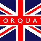 Torquay UK Flag			 by FlagCity