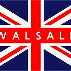 Walsall UK Flag		 by FlagCity