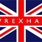 Wrexham UK Flag		 by FlagCity