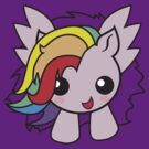 Kawaii Pegasus- Pink by AnimePlusYuma