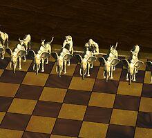 Chess Animals by Mythos57