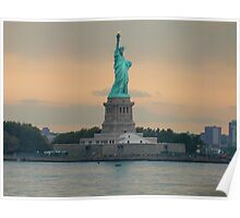 Statue of Liberty, New York Poster