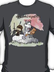 Arya and Nymeria T-Shirt