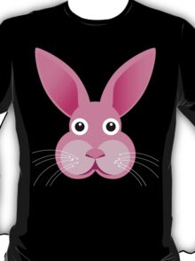 Big Pink Bunny - Tee T-Shirt