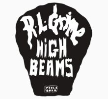 RL GRIME HIGH BEAMS TEE/STICKERS by tysonbruun