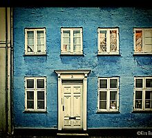 Copenhagen town house 1823 by © Kira Bodensted