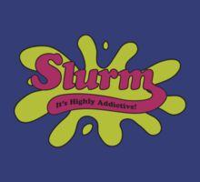 Slurm Logo by Borsalino Yellow