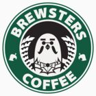 Brewsters Coffee by 8-bit-hobo