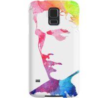 """rainbow """"out"""" Samsung Galaxy Case/Skin"""