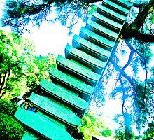 Monument in inclination. by ALEJANDRA TRIANA MUÑOZ