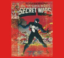 Secret Wars 8 by Elijah Gomez