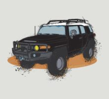 FJ Cruiser by GrumpyDog