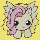 Kawaii Pony Yellow/Pink by AnimePlusYuma