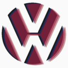 VW Tri Logo by Andrew Connor Smith