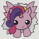 Kawaii Pony- Pink by AnimePlusYuma