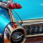 Chevrolet Hot Rod by Jeanette Varcoe.