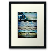 Sprockius Compilatus Framed Print