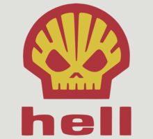 Hell t-shirt by logo-tshirt