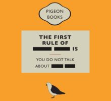 'The First Rule by StewNor