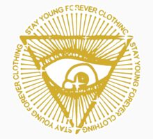 Gold Eye by STAY YOUNG FOREVER By Alex Harris