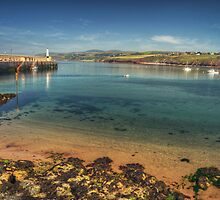 Peel Bay on a Summer's Day by Sammie Caine