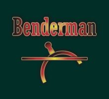 Benderman decoration  Clothing & Stickers by goodmusic